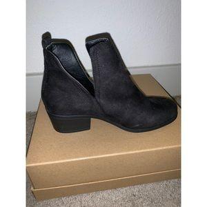 Black Booties - Size 7 - Never Worn!